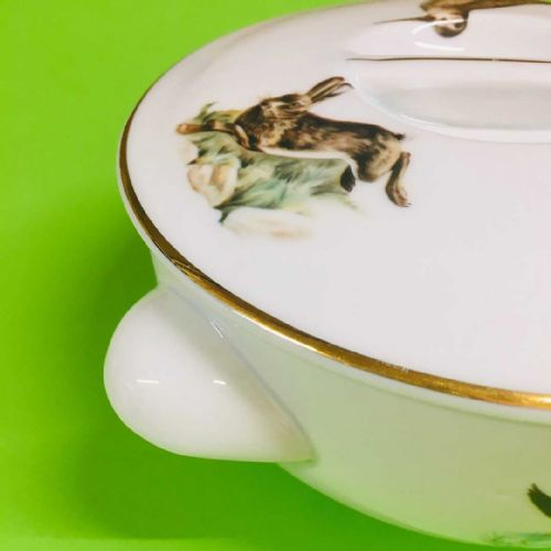 Apilco - Lidded Tureen - French
